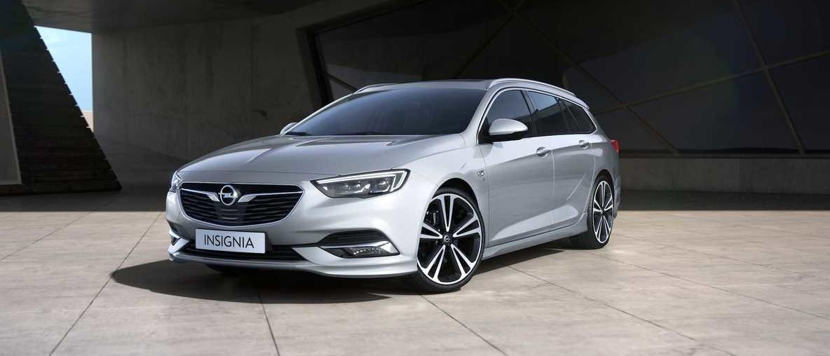 Новият Opel Insignia Sports Tourer