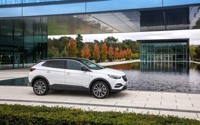 Новият Opel Grandland X Plug-in-Hybrid с предно предаване