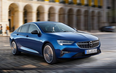 Новият Opel Insignia ще блесне със следващото поколение светлини IntelliLux LED® Pixel Light